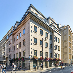 SOLD - 35 Chiswell Street, London, EC1