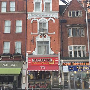 11 Kensington High Street, London, W8