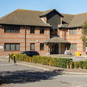 Caburn House, Lewes, BN7