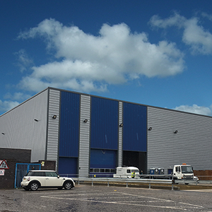 The Midas Centre, Peterborough, PE2