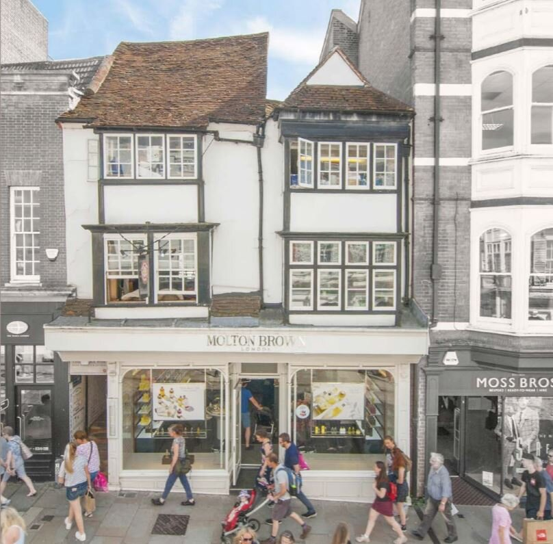 AVAILABLE - 142-144 High Street, Guildford, GU1