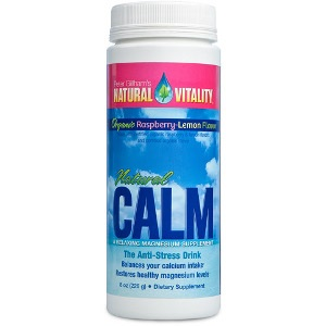 Natural Calm Magnesium -
