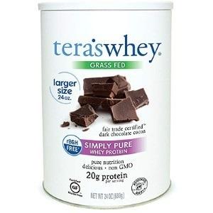 Tera's Simply Whey Powder -