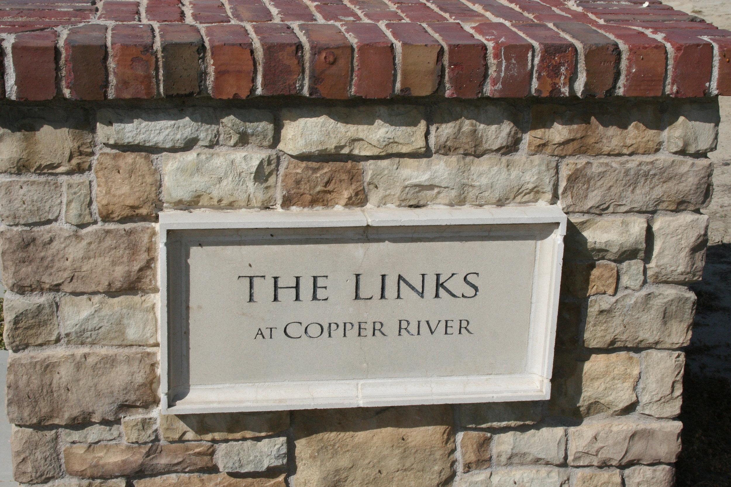 the Links sign.JPG