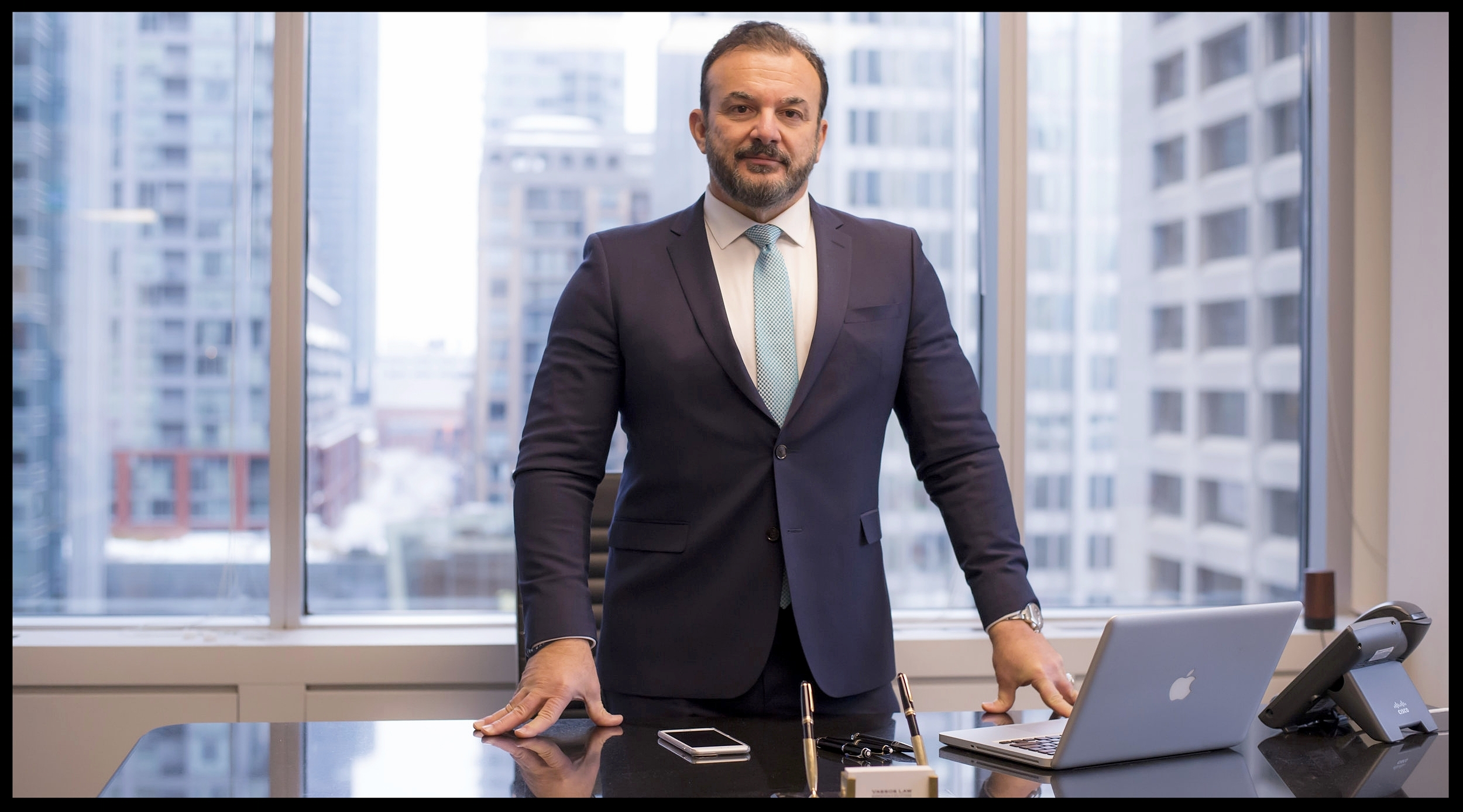 Senior Counsel & Founder - Adam M. Vassosadam@vassoslaw.ca