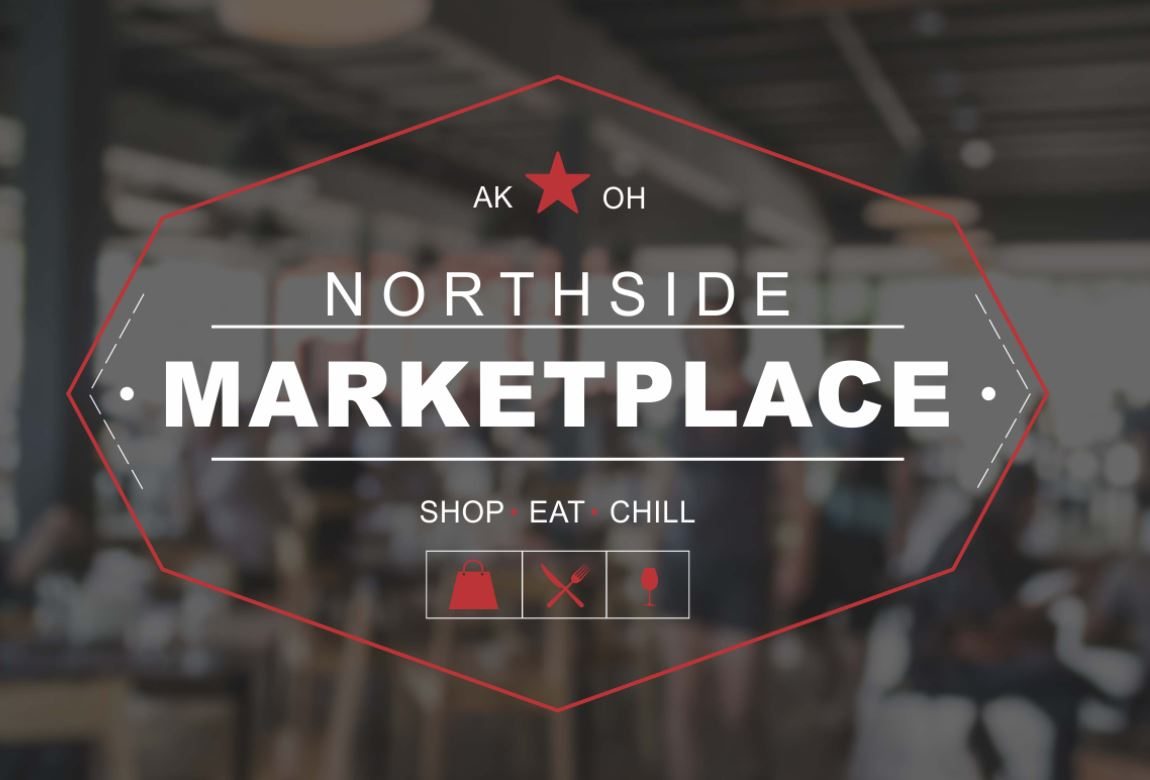 Northside Marketplace - Shop. Eat. Chill.Northside Marketplace21 Furnace StreetAkron, OH 44308(234) 542-6627