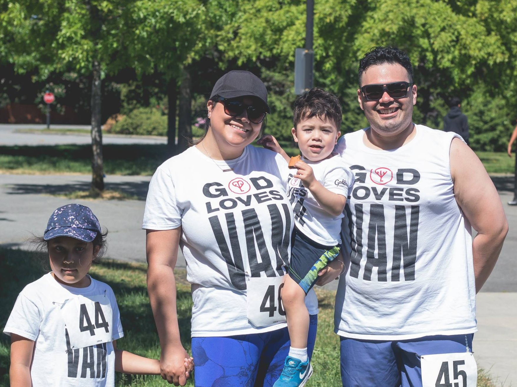 "- ""Our family started coming to Thrive Church almost 2 years ago and from the moment we first arrived we were met with the friendliest people who welcomed us in and we immediately felt like we were home. We are blessed to be a part of a beautifully multicultural, loving, and encouraging faith family where we believe the best is yet to come!""- Raul & Marci"
