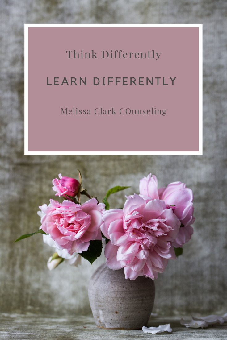 Think Differently Learn Differently