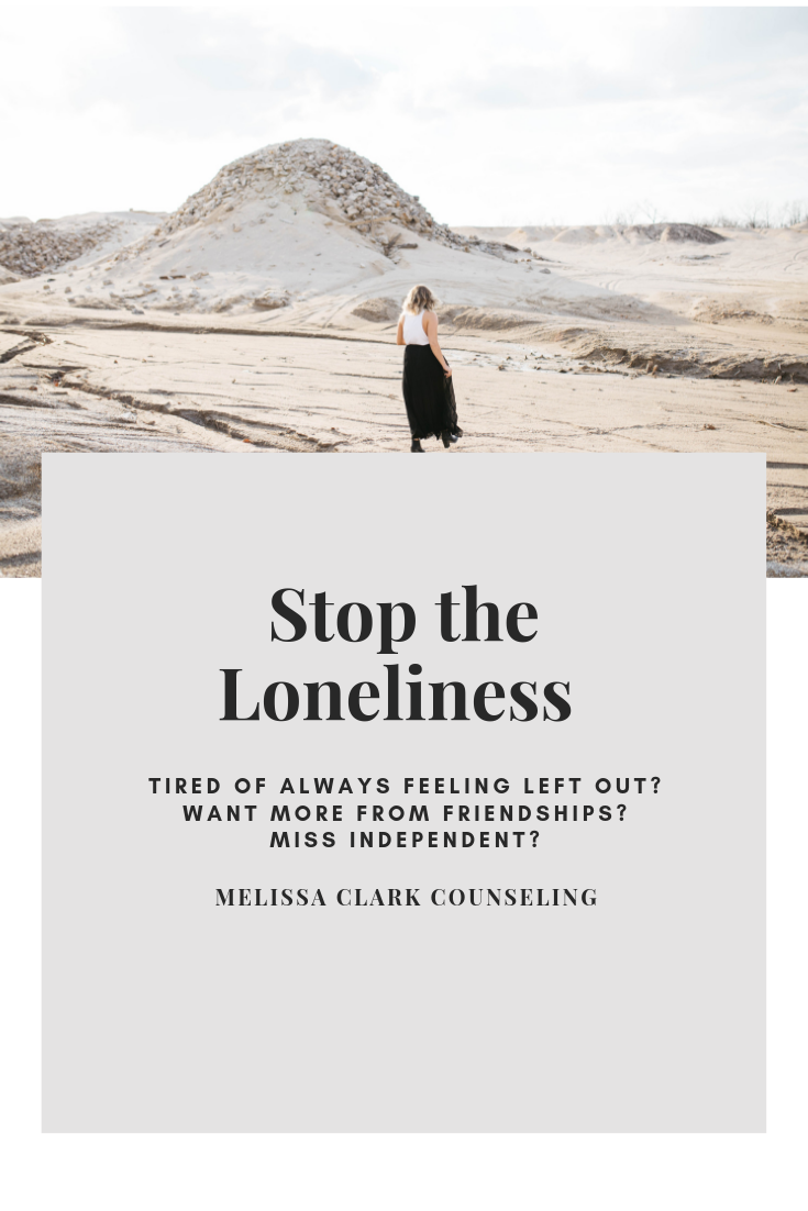 Stop the Loneliness