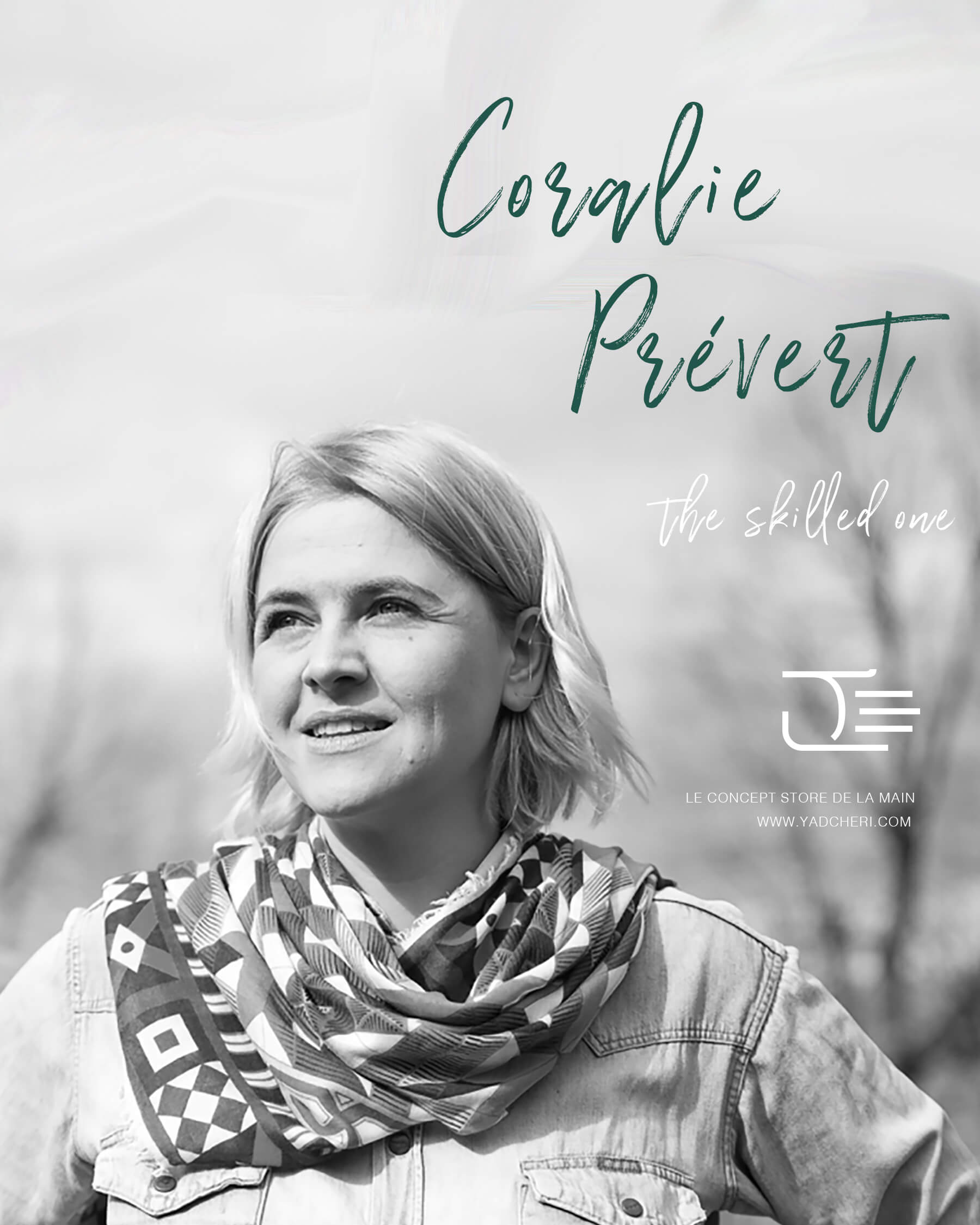 Like her famous namesake, the poet Jacques Prévert, Coralie shares a love of languages. Her 12 month stay in Italy turns into 12 years. Her goal changes and a new career option surfaces.