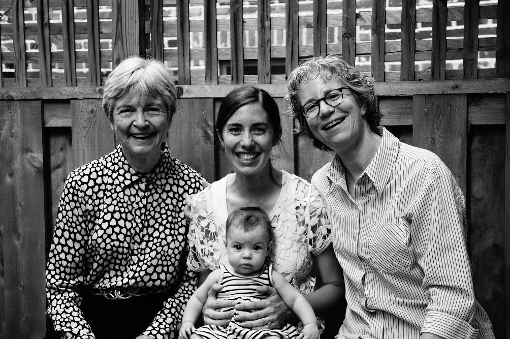 Van Bergen generations