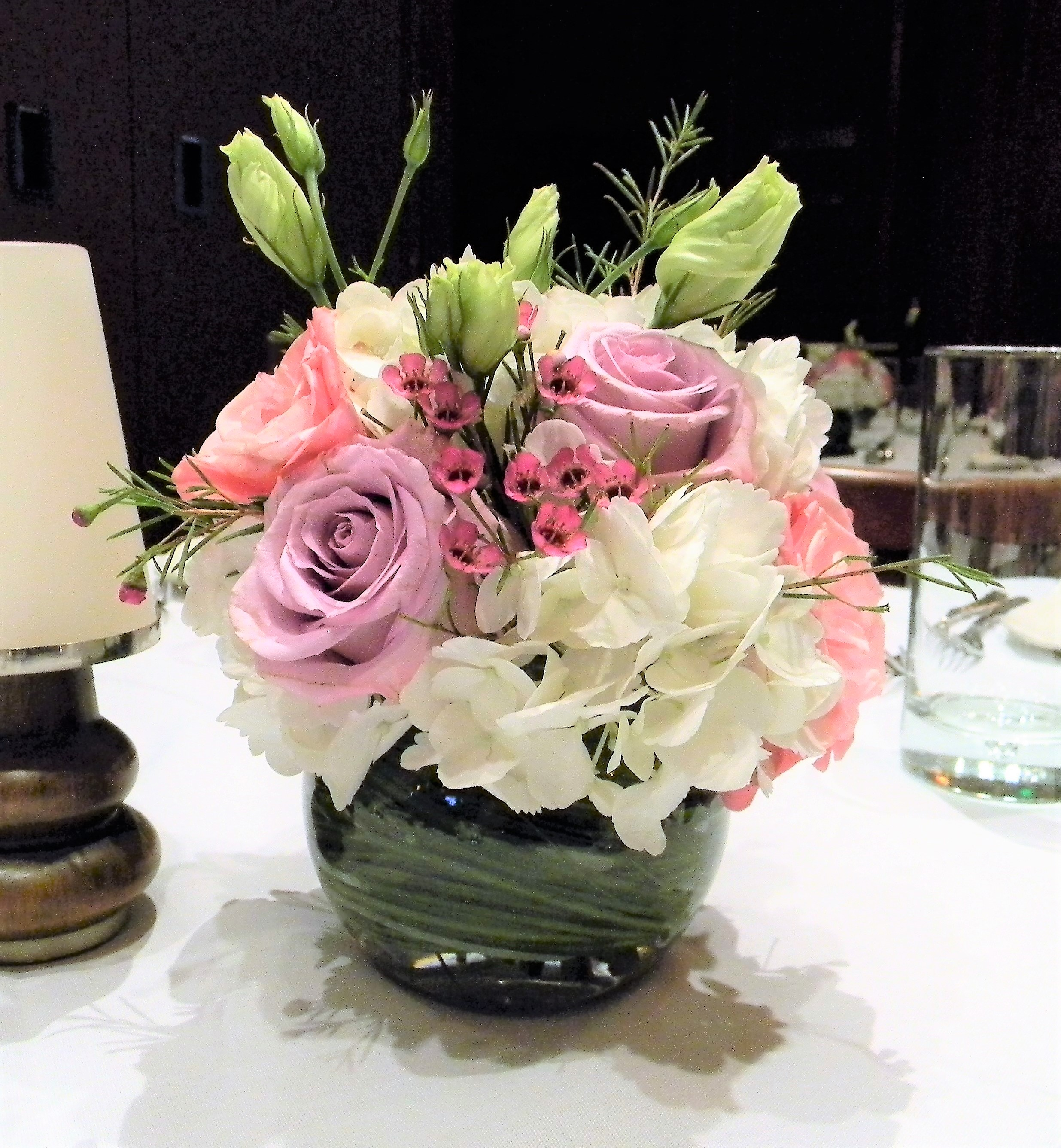 Small Table Centerpieces Lily Of The Lakes