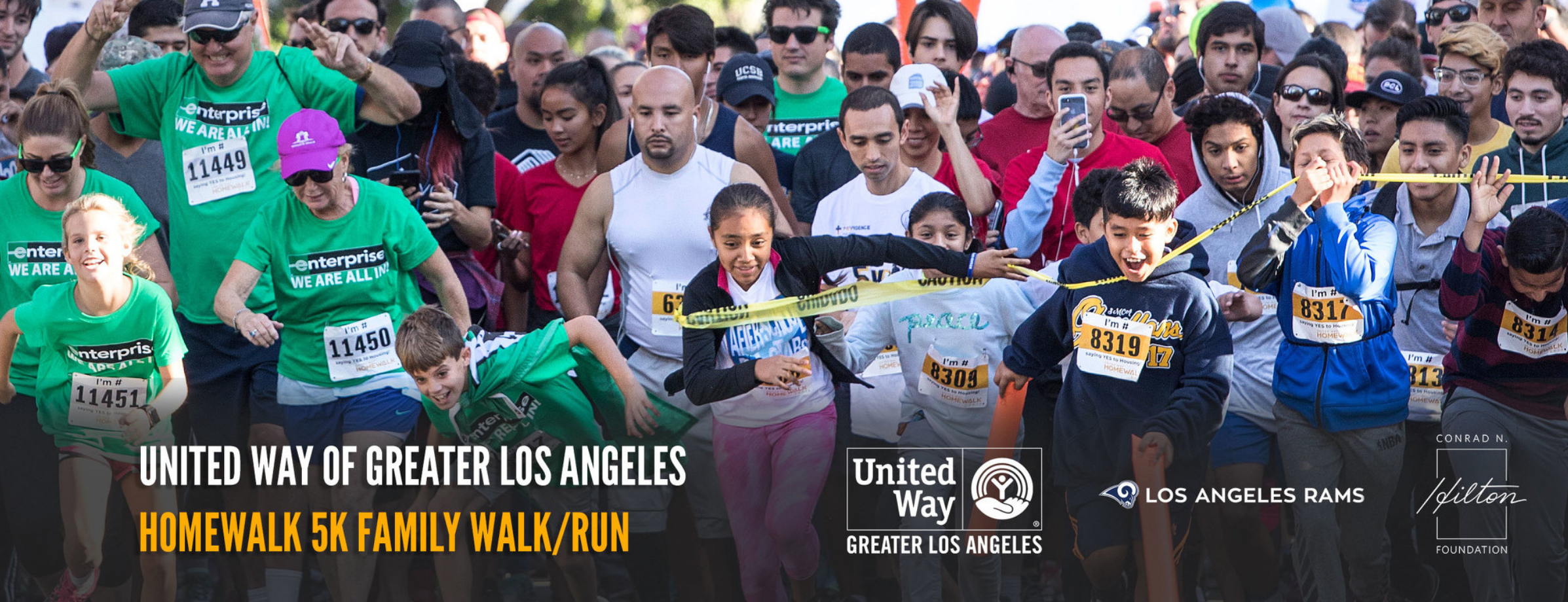 Captured from the United Way of Greater Los Angeles web page.