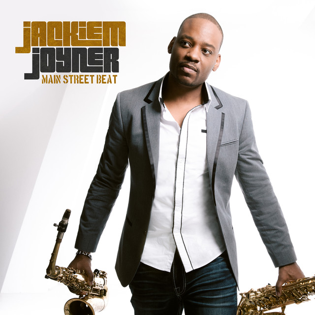 "JACKIEM JOYNER - ""Main Street Beat"""