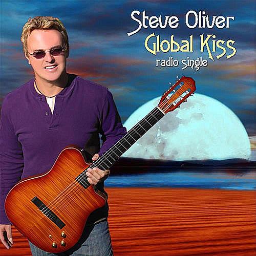 Steve Oliver - Global Kiss (single) 2011