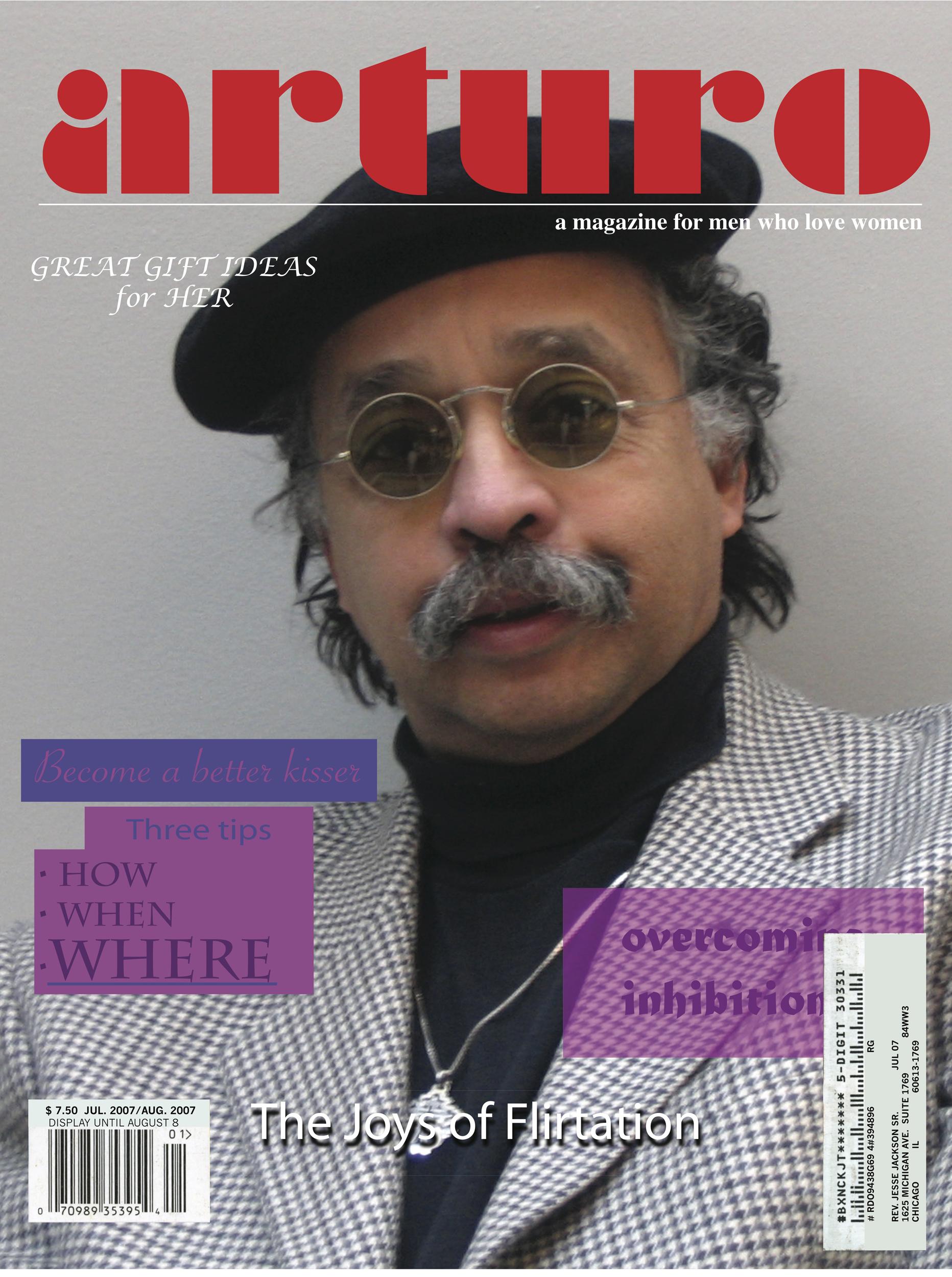 Arturo Magazine # 3, 2007
