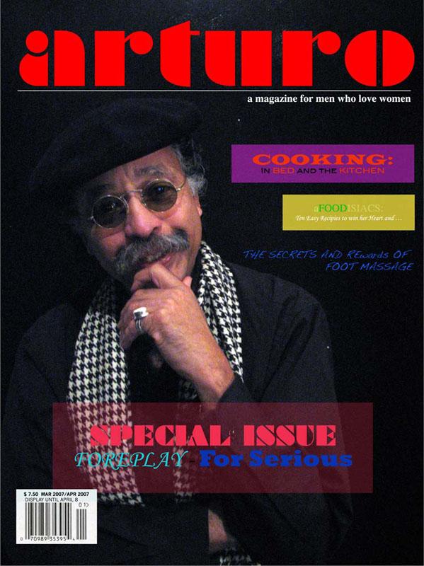 Arturo Magazine # 6, 2007