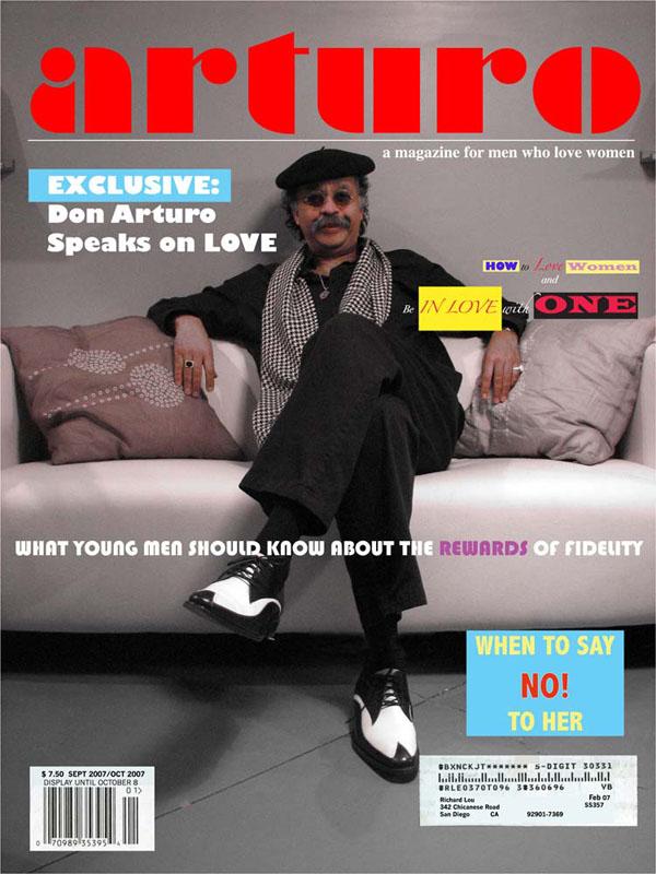 Arturo Magazine # 7, 2007
