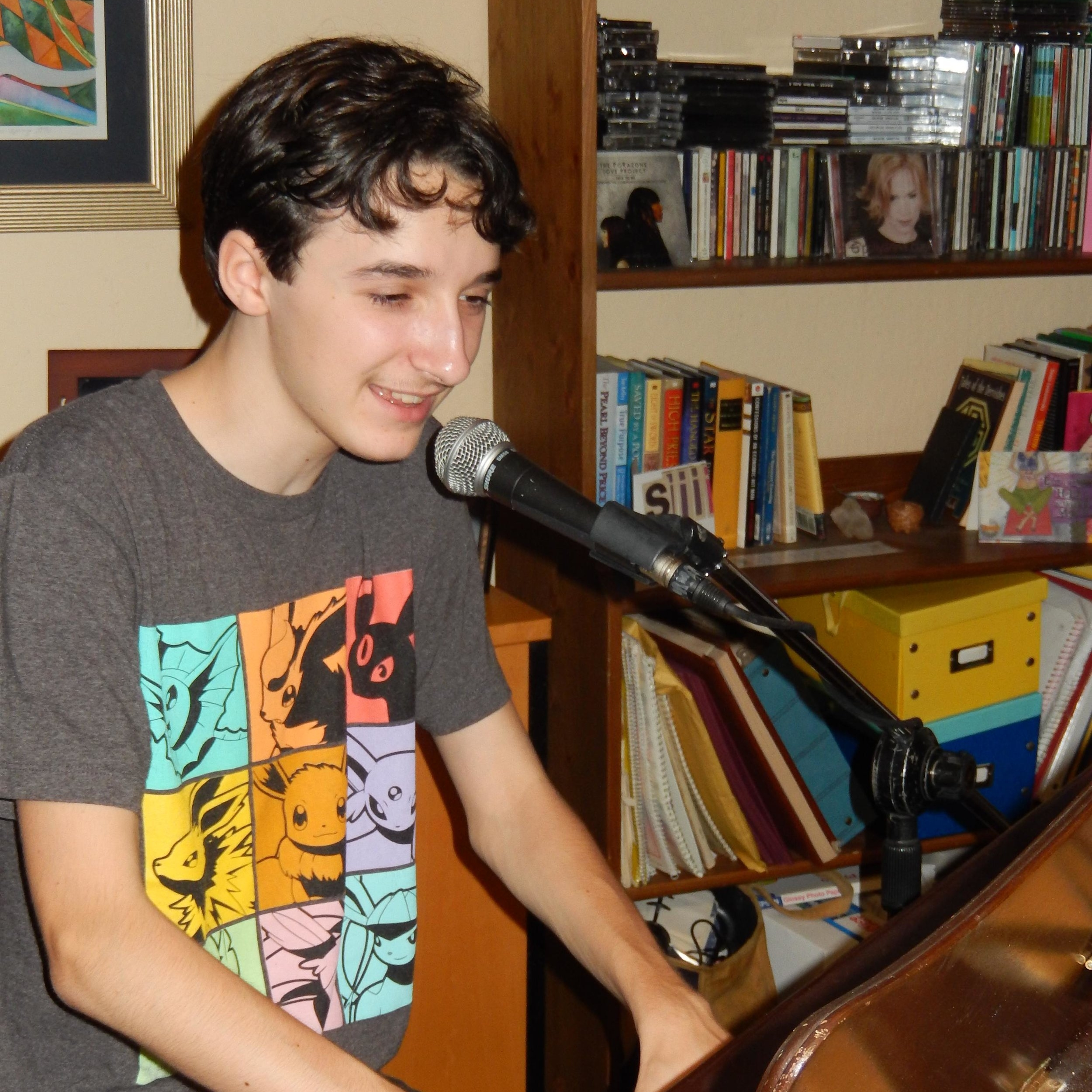 MICHAEL ROBERTSON |  15 Years Old