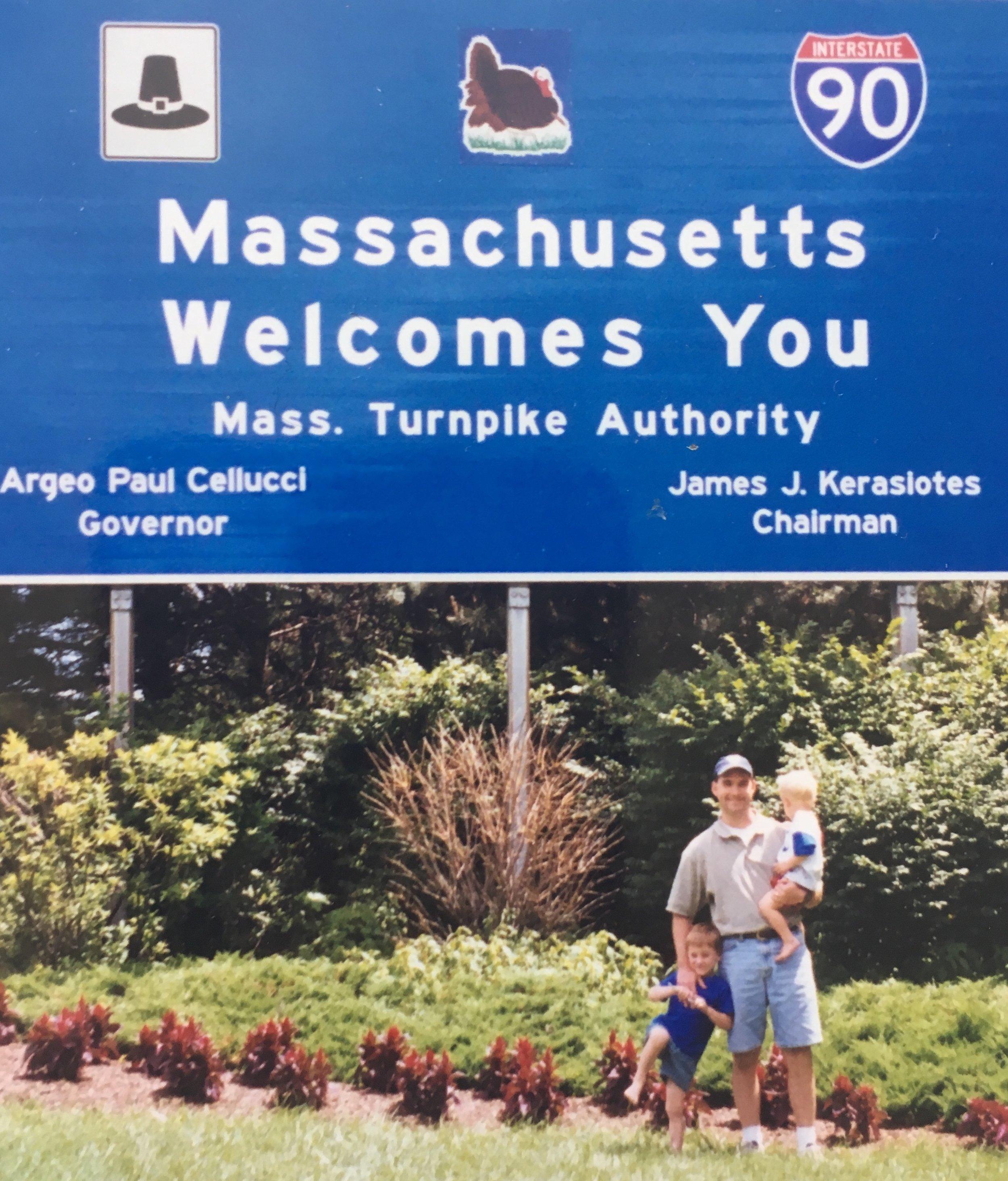 20 years in MA! - by Robert Krumrey