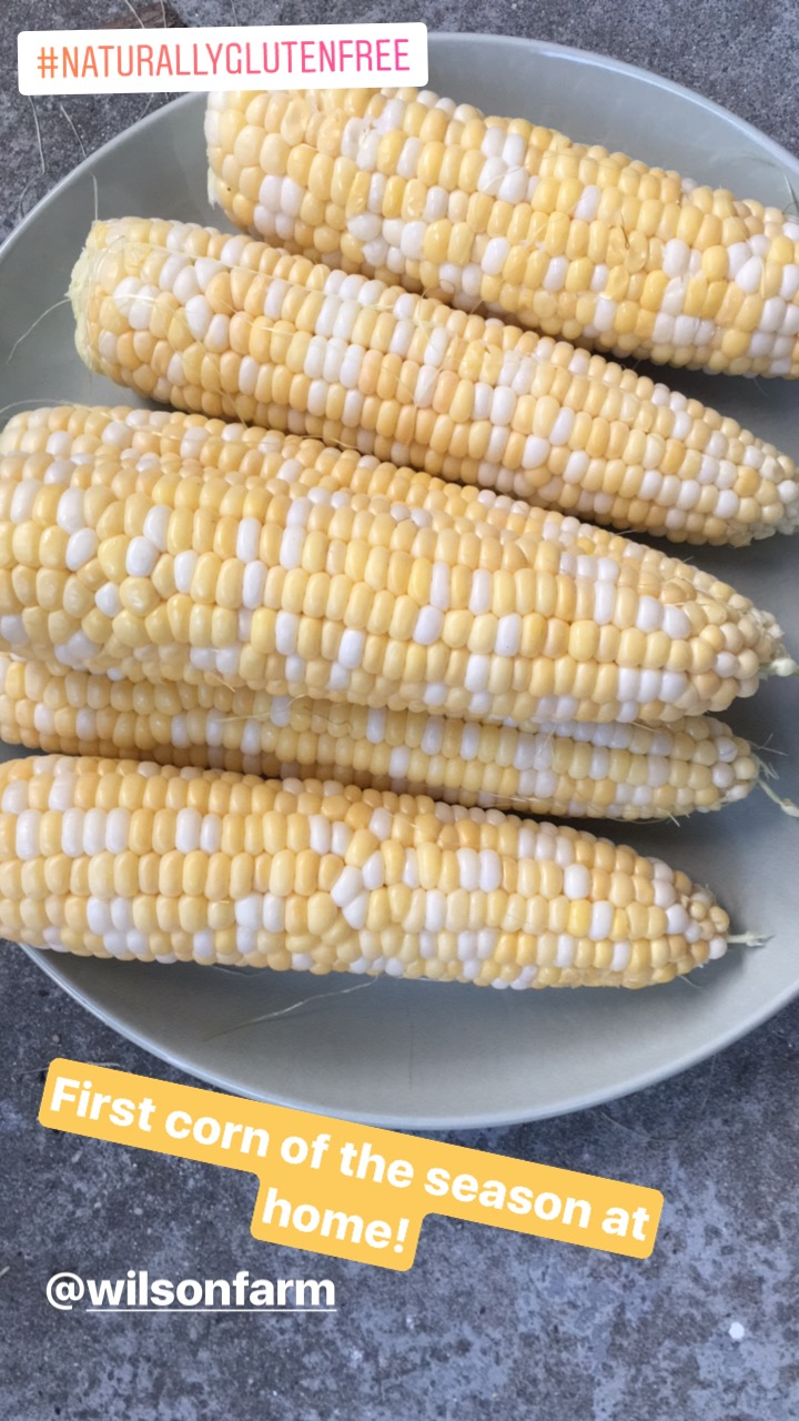 So glad it's time for corn season!