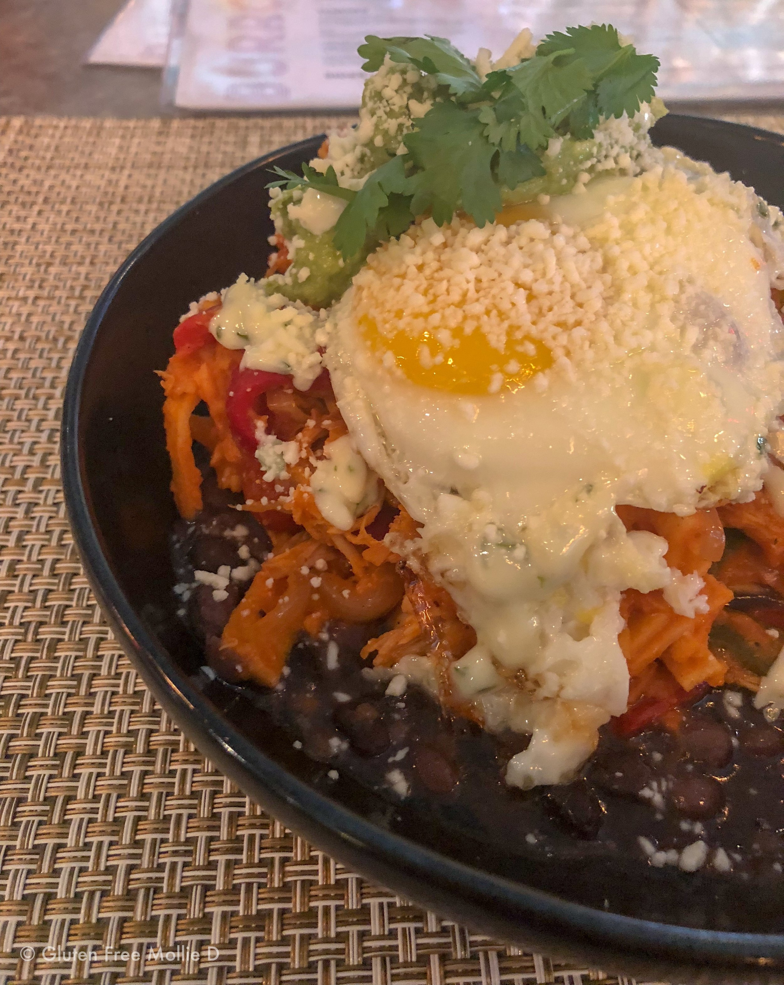 Chilaquiles. A brunch staple. :)