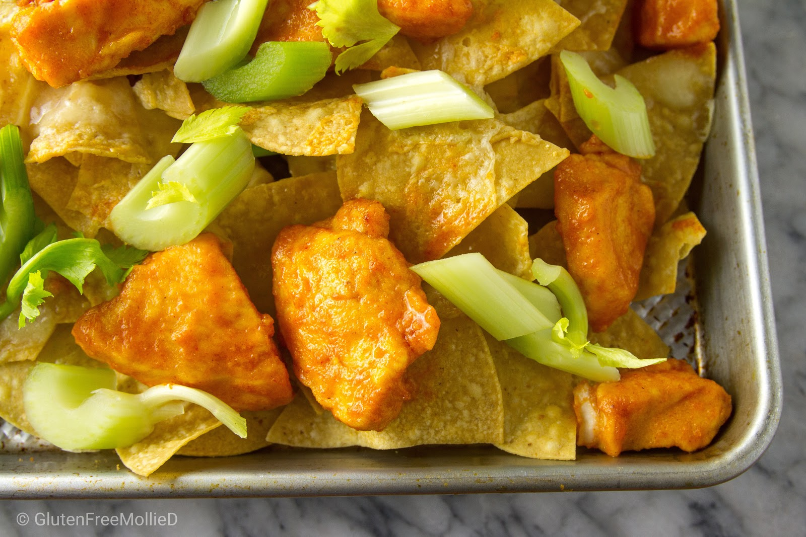 Nachos for Sunday Night Football are a must around here. ;)