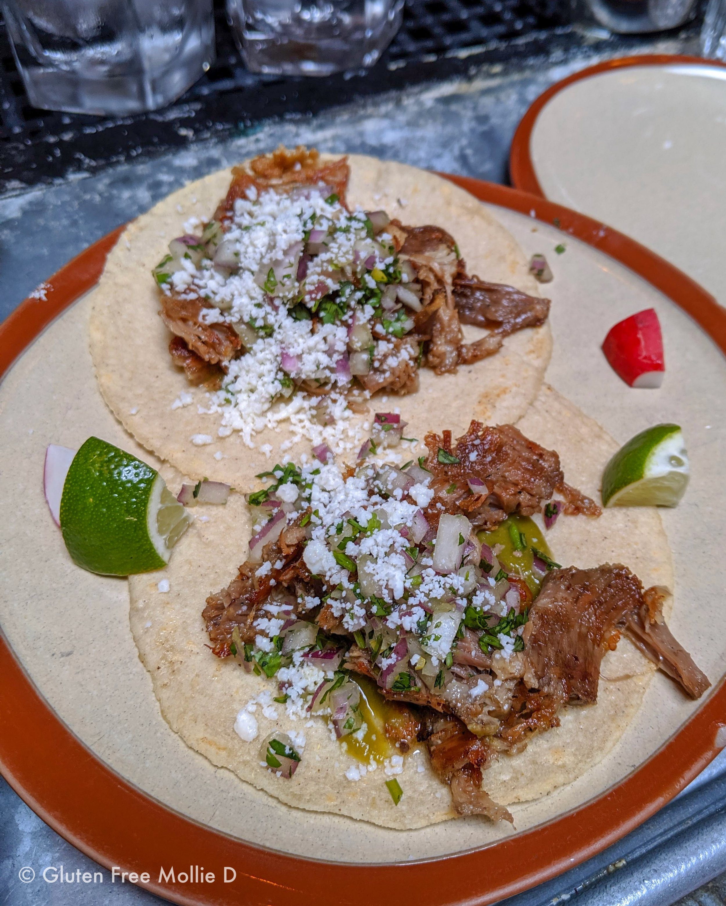 The beloved carnitas.