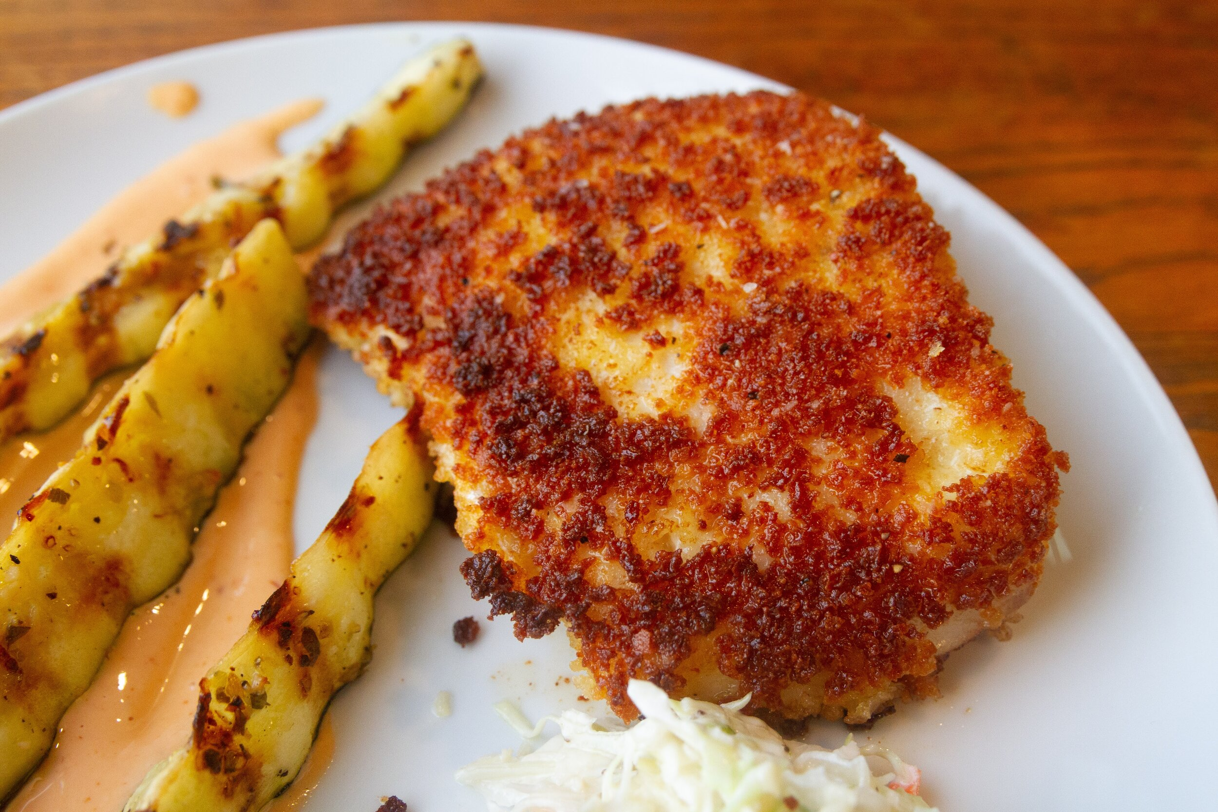 Gluten Free Mollie D Recipes Pan Fried Panko Crusted Cod