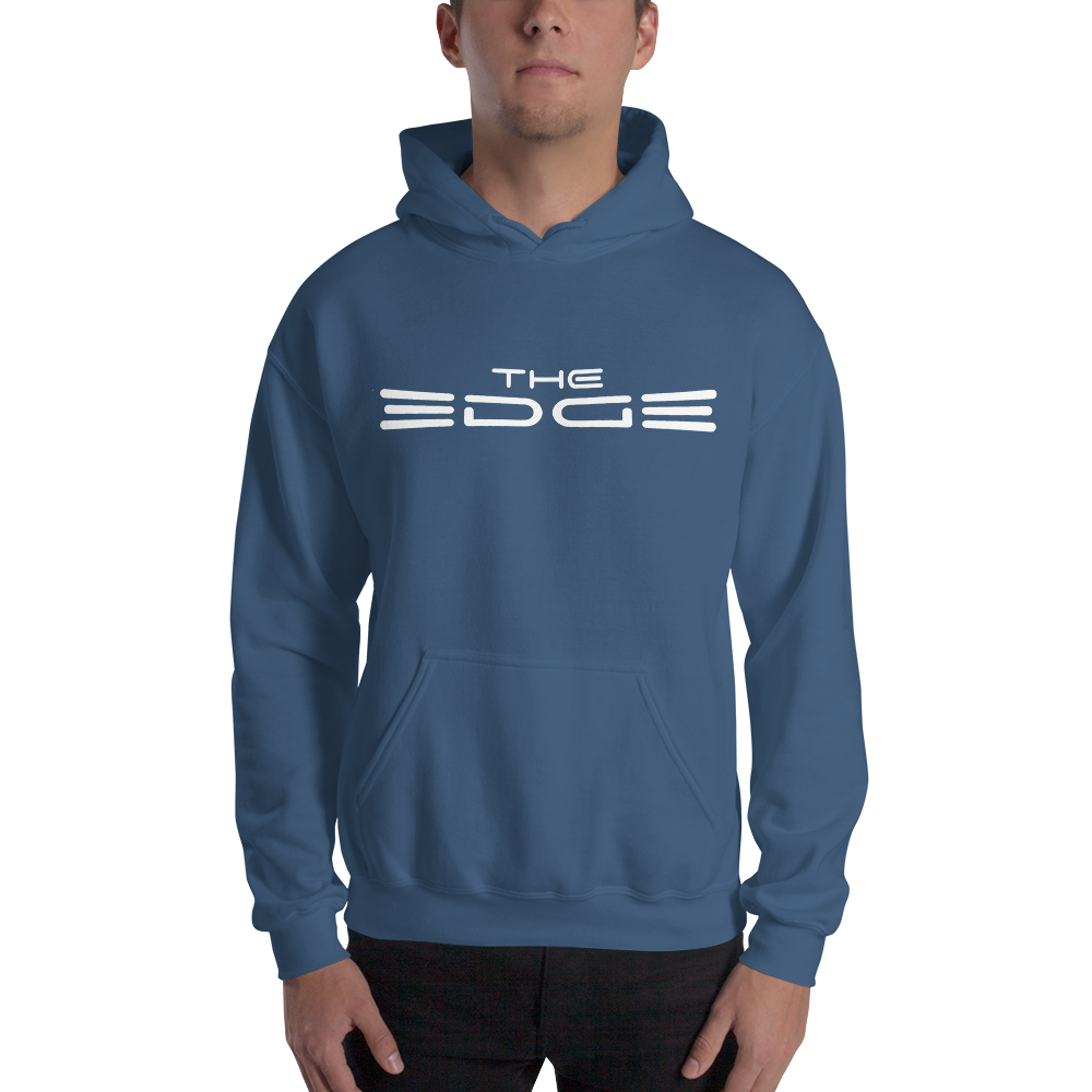 """The Edge"" Hoody (Blue)"