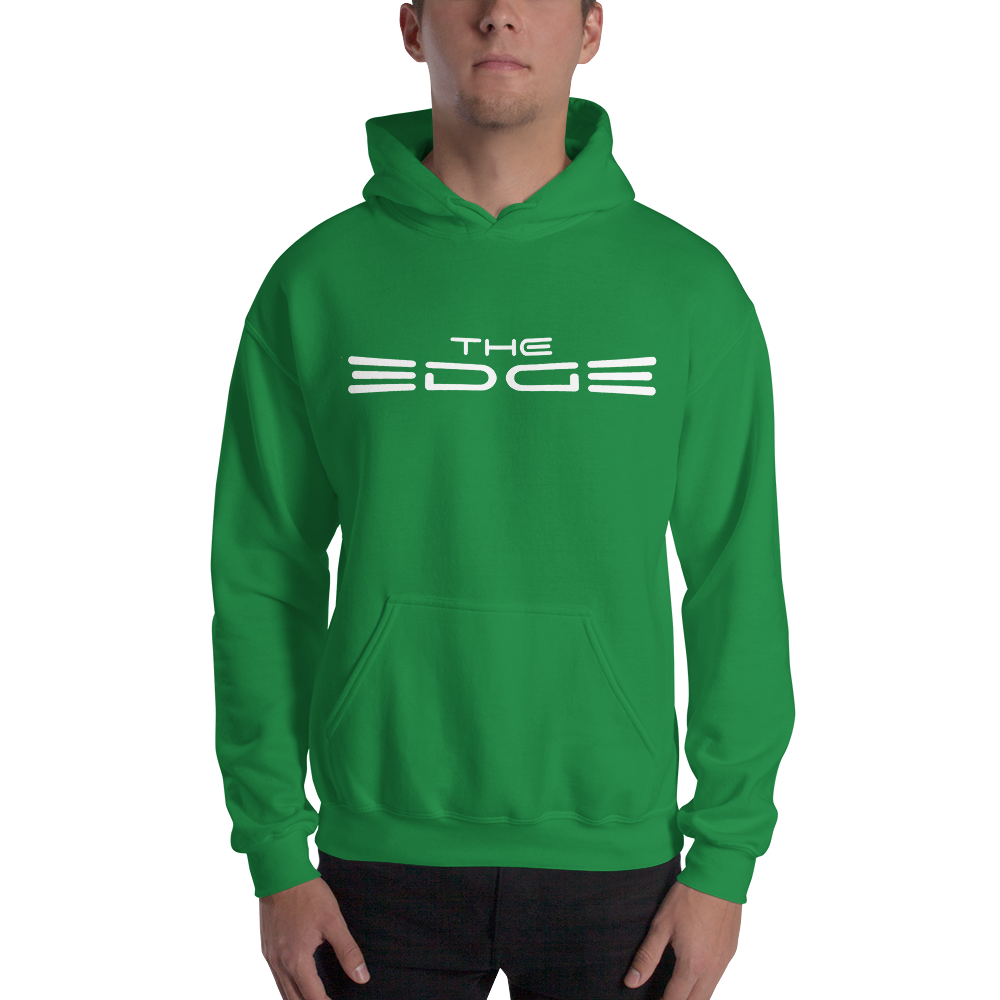 """The Edge"" Hoody (Green)"