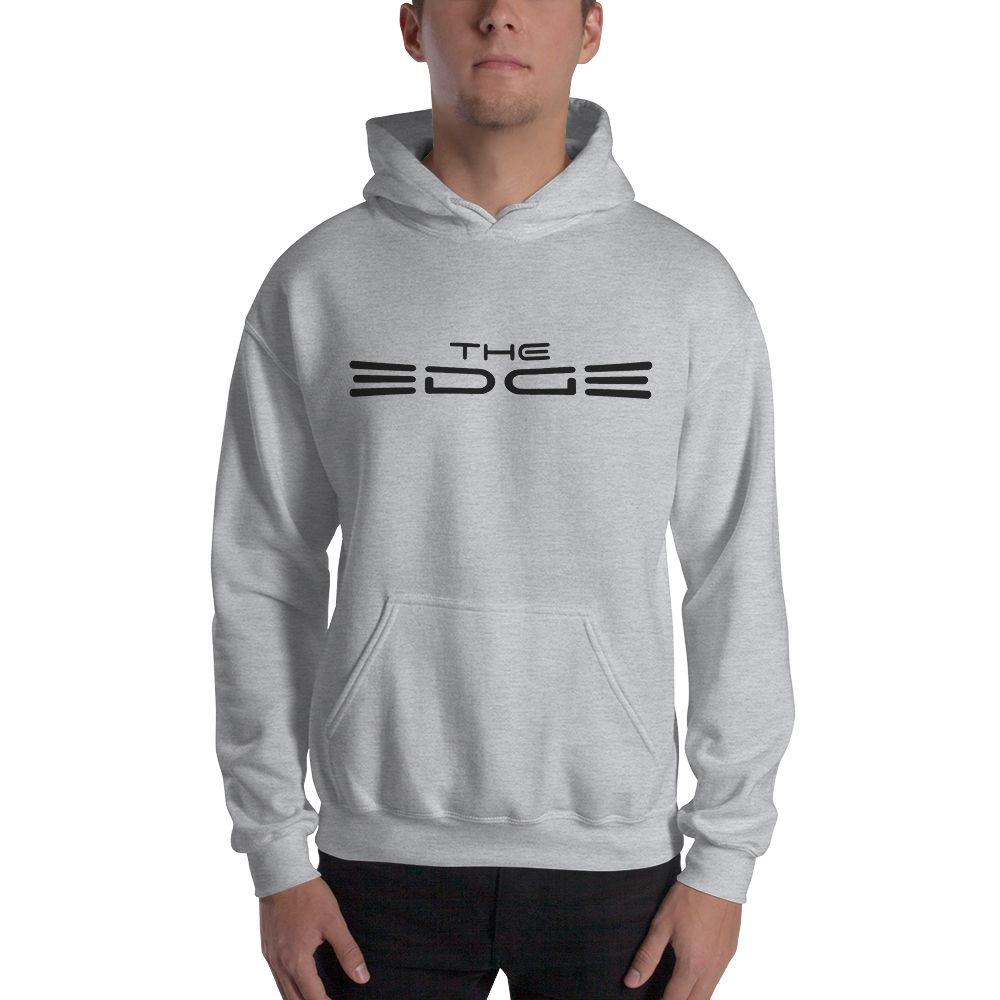 """The Edge"" Hoody (Gray)"