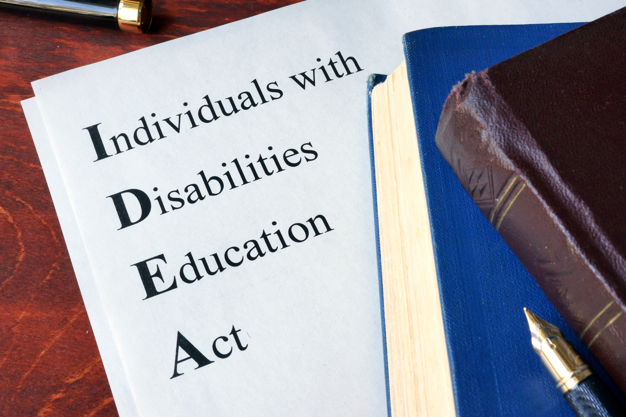 The Individuals with Disabilities Education Act (IDEA), Special Education Law