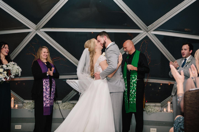 Winter Wedding at The Millennium Hotel Minneapolis