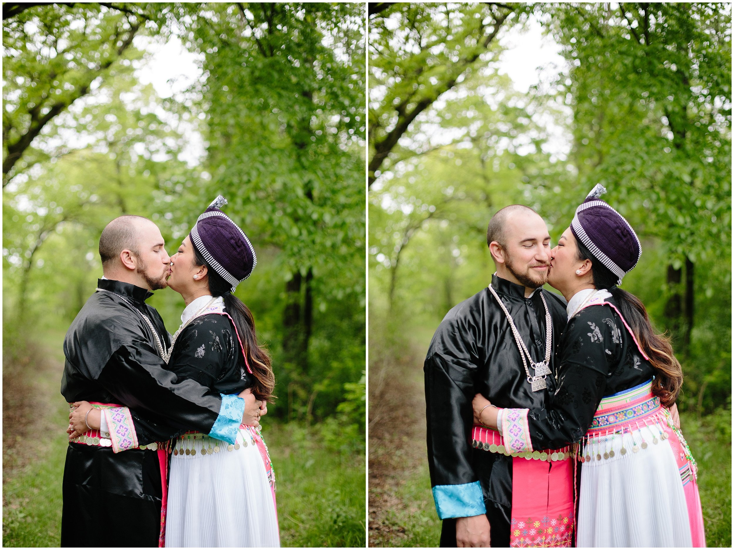 Hmong Afton State Park Engagement Session