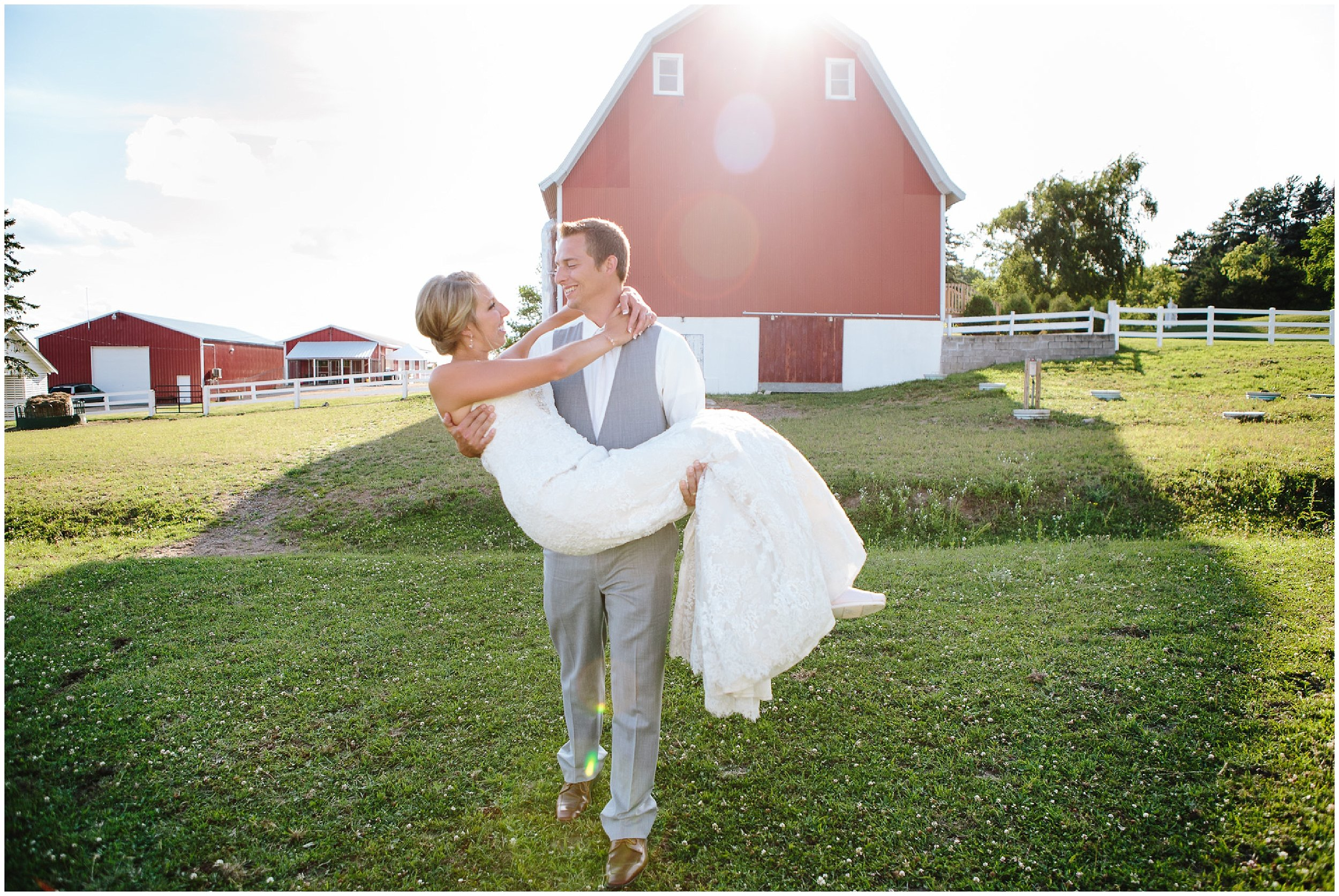 Romantic Dellwood Barn Wedding