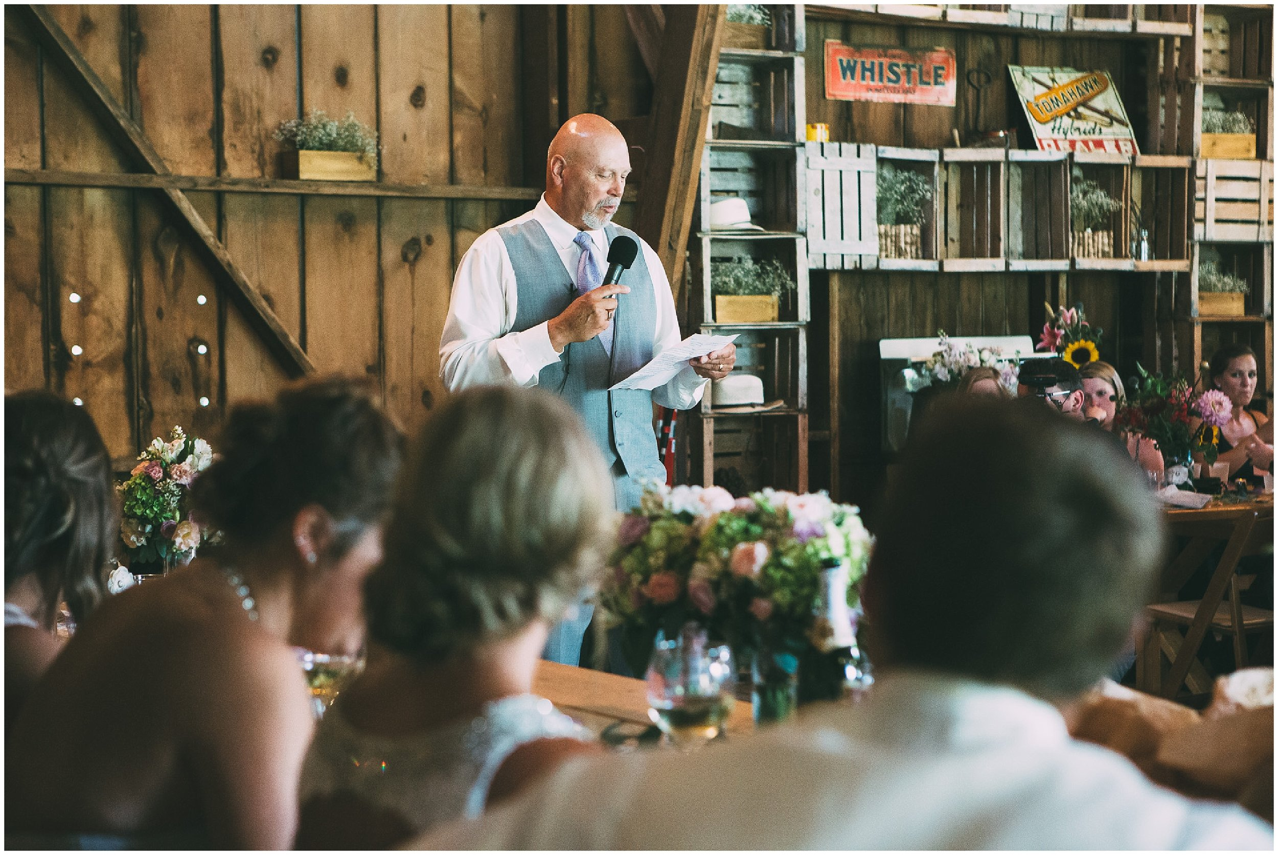 Wedding at Dellwood Barn Weddings