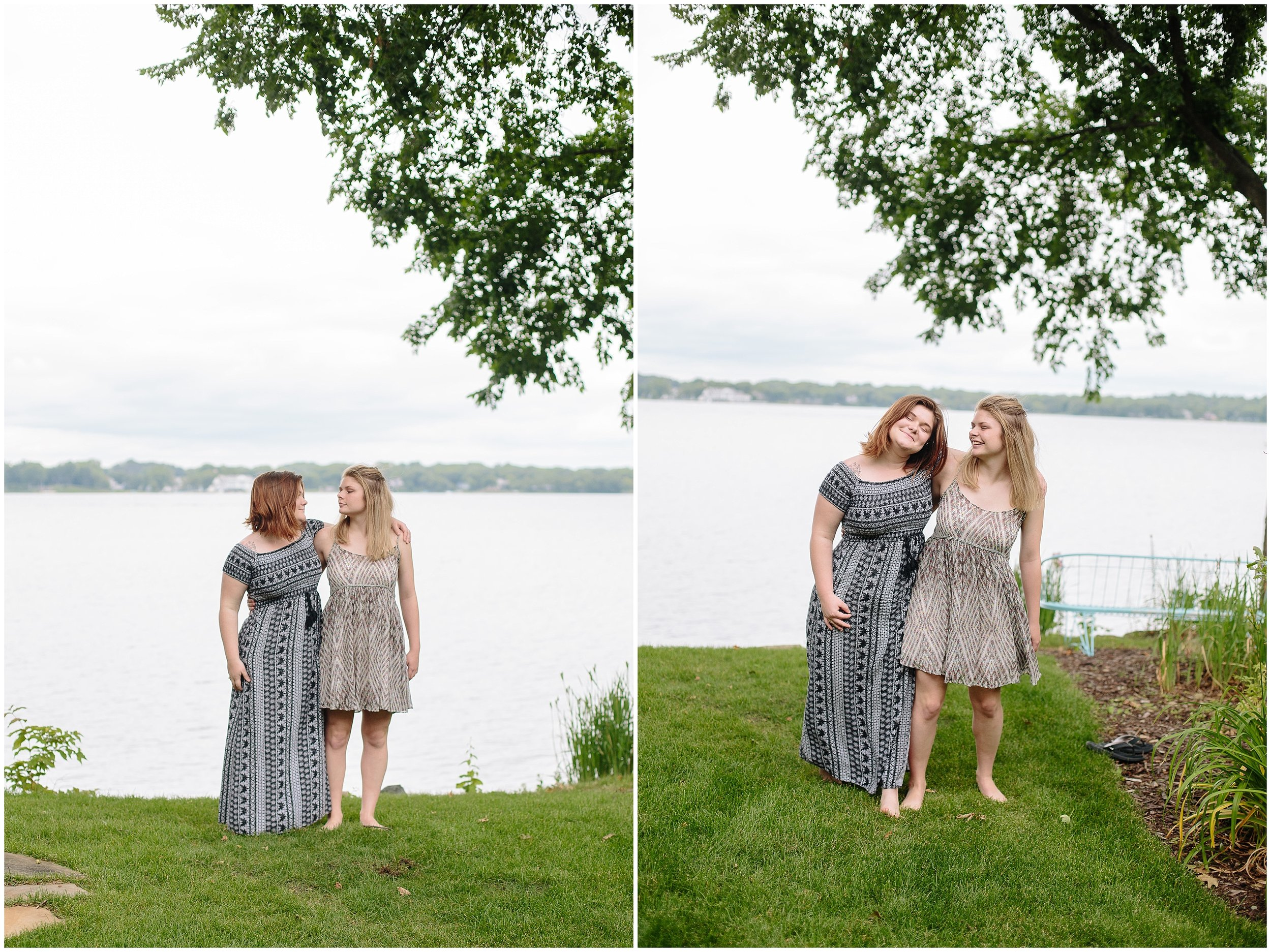 White Bear Lake Family Portrait Session