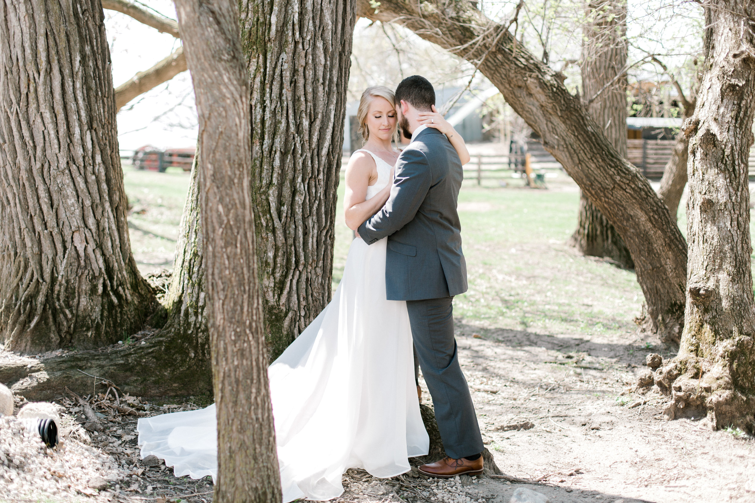 Lauren Baker Photography weddings Golden Oak Farm