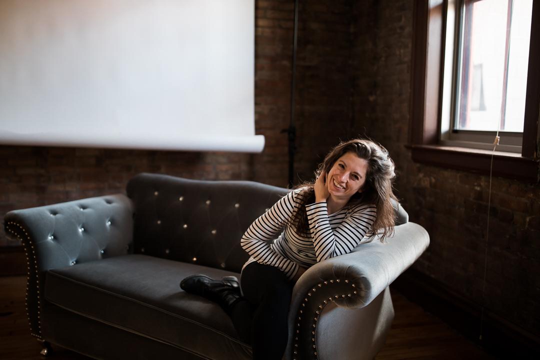 Lauren Baker Photography headshot Cornerstone Studios