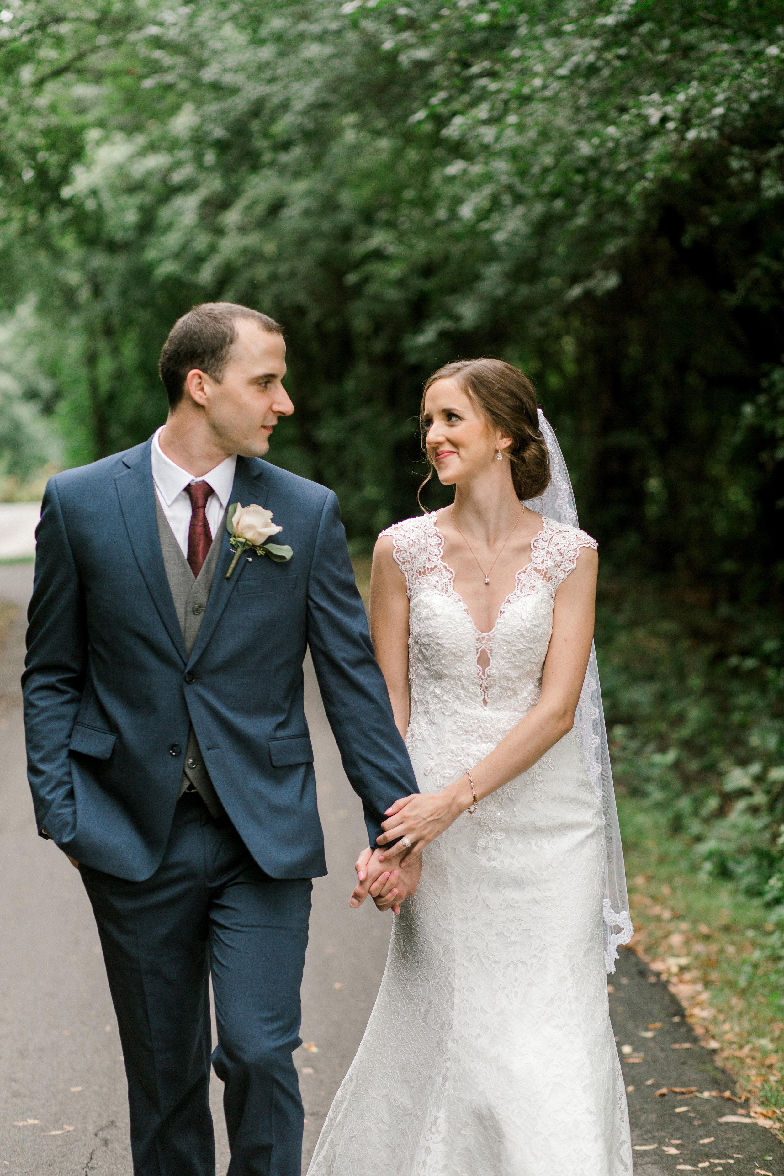 Lauren Baker Photography affordable wedding photographer Minnesota Midwest wedding photographer