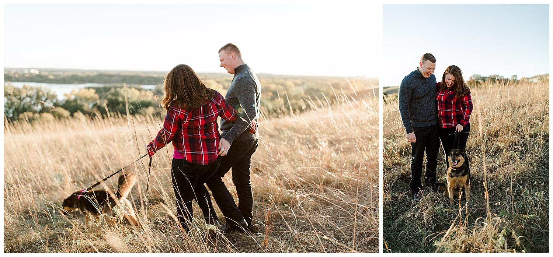 Lauren Baker Photography Minnesota engagement photography wedding photographer Eden Prairie Bluffs