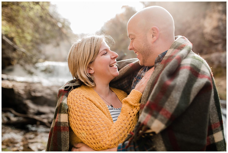 Lauren Baker Photography Willow River State Park Minnesota engagement wedding photographer
