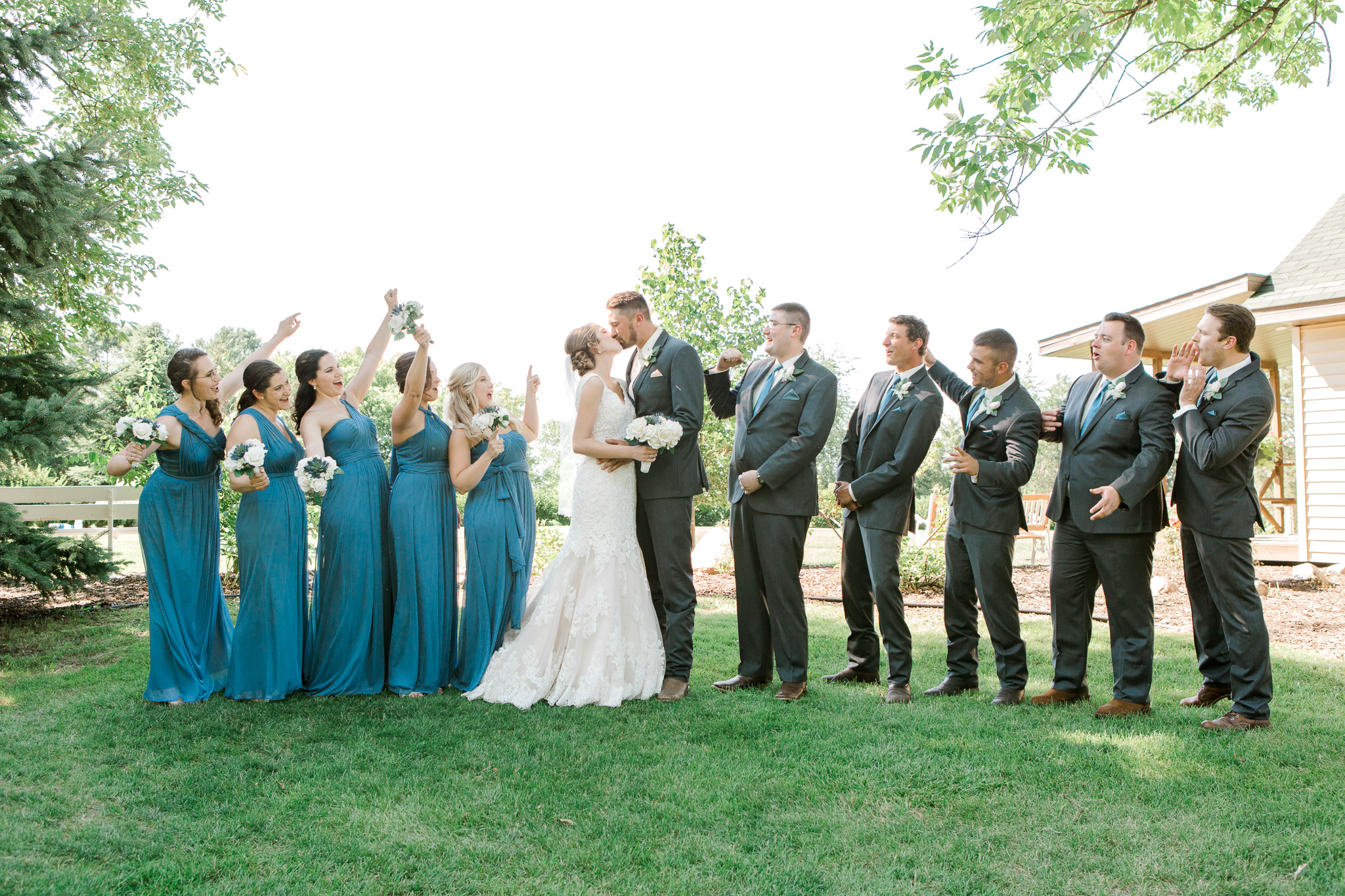 Lauren Baker Photography Sixpence Events blog collaboration