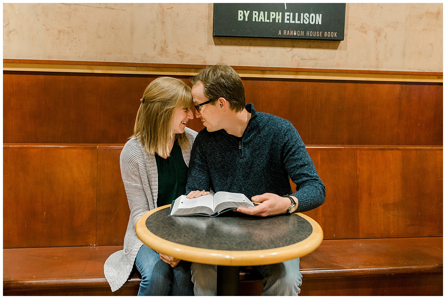 Lauren Baker Photography Mall of America Engagement photography session