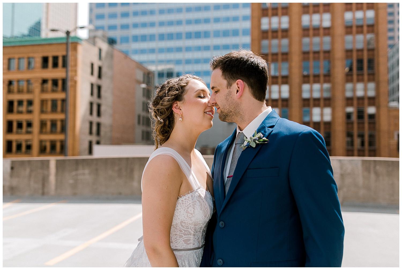 Lauren Baker Photography The Lumber Exchange wedding Minneapolis Minnesota