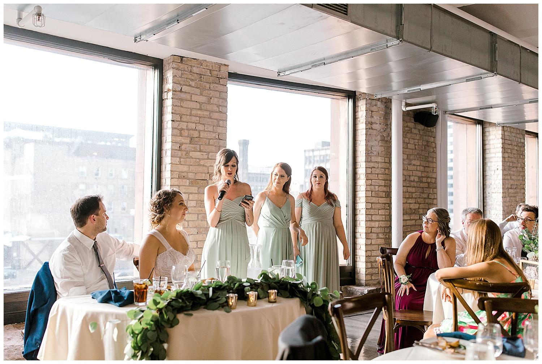 Lauren Baker Photography at The Lumber Exchange. Wedding photographer Minneapolis, Minnesota