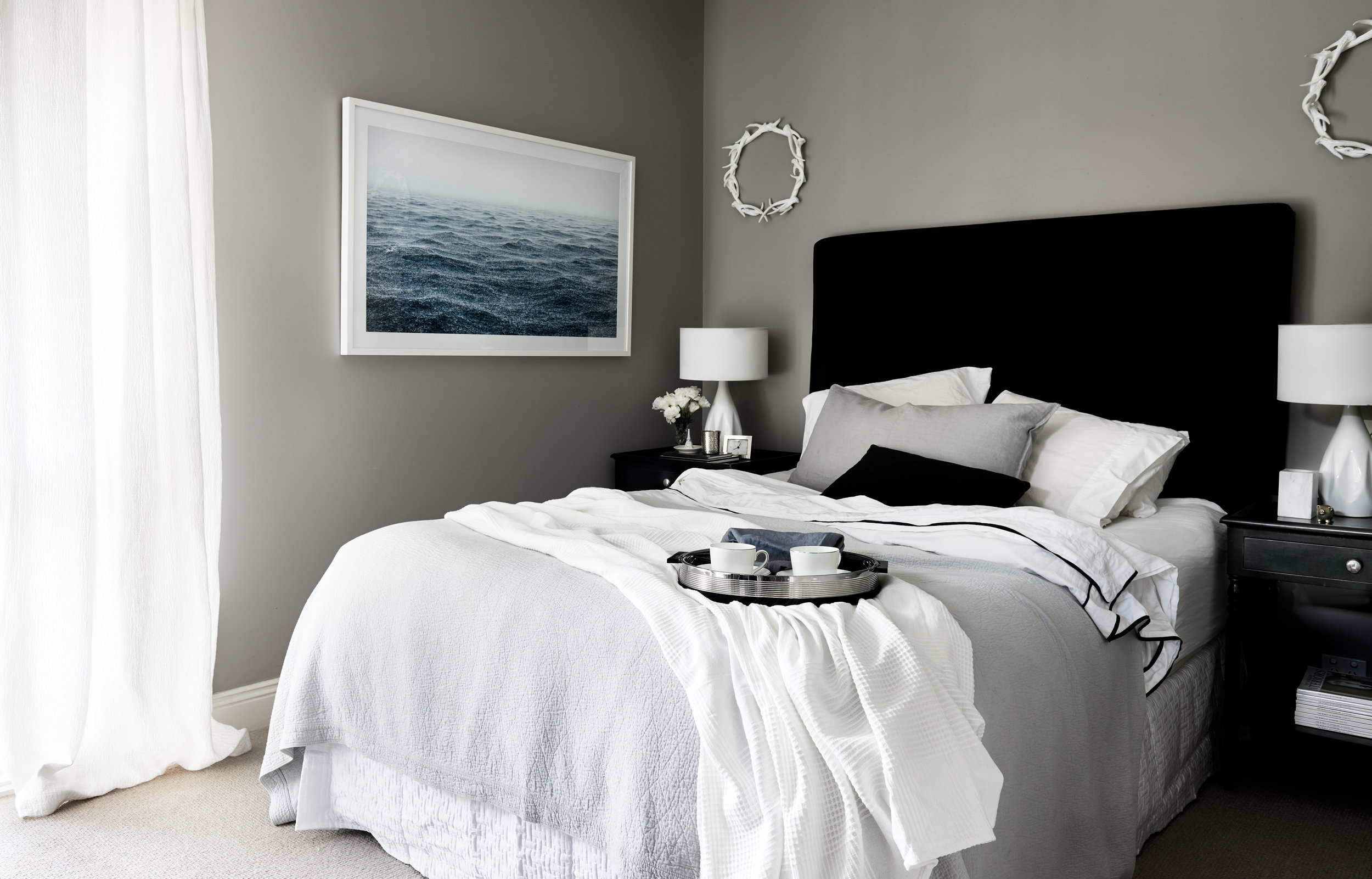 master-bedroom-bedroom-styling-blackandwhite