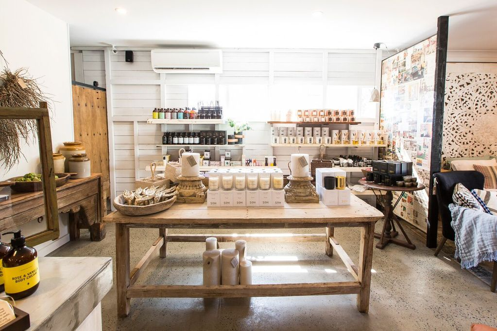 Few and Far Homewares in Berry