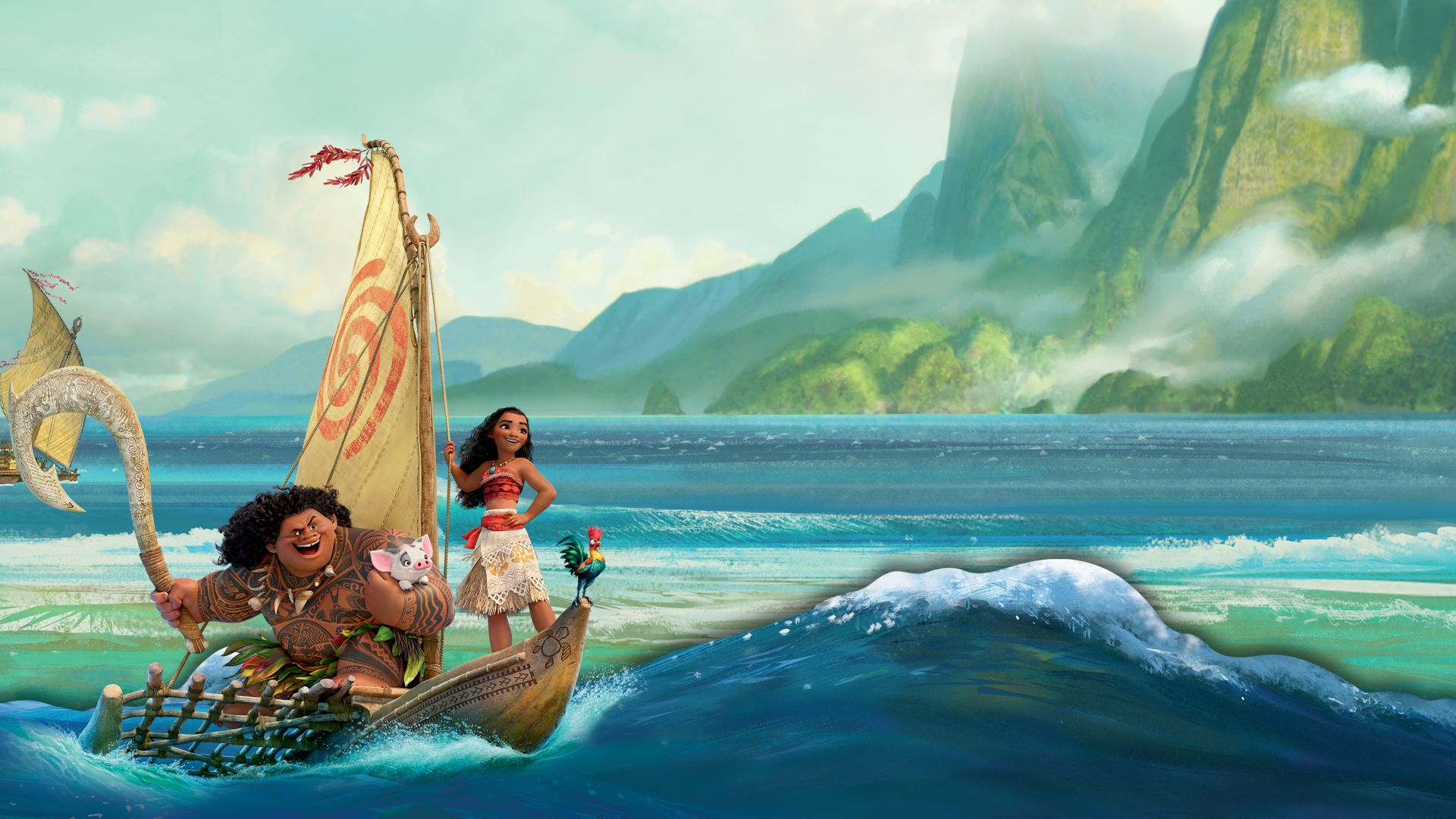 6 REASONS WHY MOANA IS EVEN BETTER THAN YOU REMEMBER -
